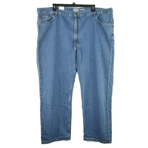 Levis Comfort Relaxed Fit Straight Leg Men 50x30